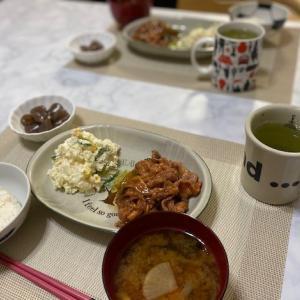 プルコギの夕食