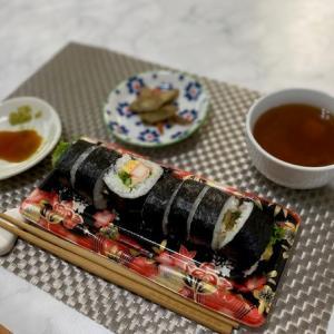 酢豚の夕食