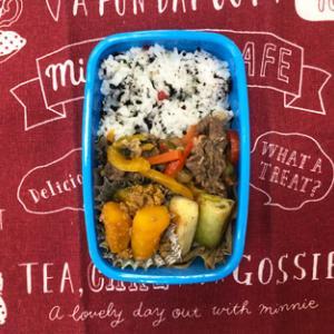 【第10週目 月曜日】免疫レシピ 月曜日のお弁当