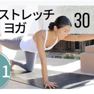 無料の30日間朝ヨガチャレンジに挑戦!【DAY 1】