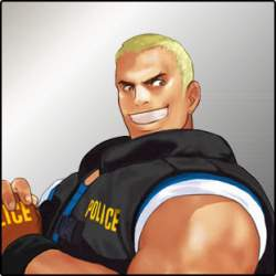 『餓狼MOW』強い公務員