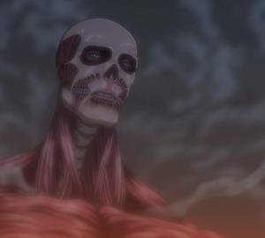【悲報】アニメ「進撃の巨人 Finalseason」超大型巨人アルミンさん、クソガリすぎるwww