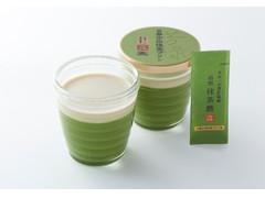 モロゾフ 京都 宇治抹茶のプリン 芳緑