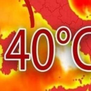 イタリア「酷暑、到来!」2021@アフリカ性熱帯高気圧