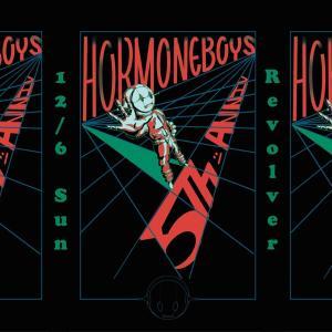 12/6 荷爾蒙少年Hormone Boys 五週年私人派對5th Anniversary Party
