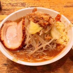 埼玉県上尾市の麺処 慶で『ヤサイニンニクアブラーメン』が美味い