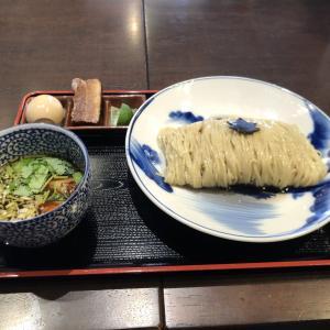 埼玉県久喜市の行列が出来るラーメン屋『食煅もみじ』のつけ麺