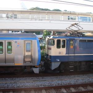【入場】相鉄10000系10702F 長野へ甲種輸送される