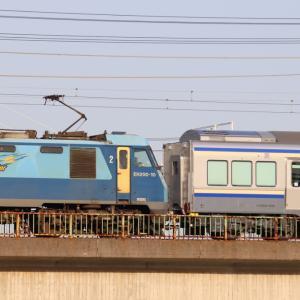 【JR東】E235系1000番台グリーン車4両 甲種輸送