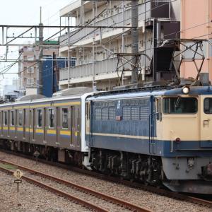 【譲渡】209系2100番台C609編成 伊東へ甲種輸送