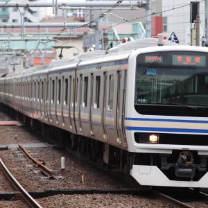 【話題】HM車にスカ色車…今常磐線E231系が熱い