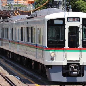 【西武】4000系4005F 武蔵丘検修場出場試運転