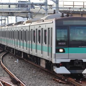 【JR東】E233系2000番台マト17編成 NN出場回送