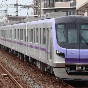 【メトロ】新型18000系 東武線乗務員訓練@7.26