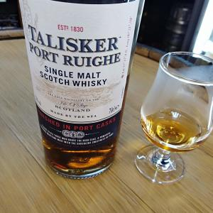 タリスカーポートリー スコットランドのシングルモルトウィスキーのレビュー