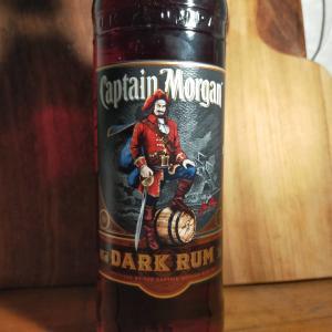 キャプテンモルガンブラック|ダークラムのレビュー