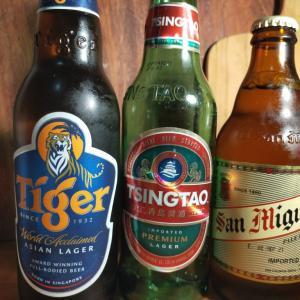 海外ビール飲み比べレビュー③|アジアで美味しい瓶ビールは?