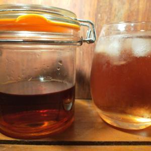 果実酒レシピ⑨&レビュー|紅茶とジンのインフュージョン