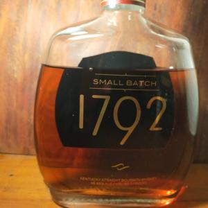 1792スモールバッチ|バーボンのレビュー