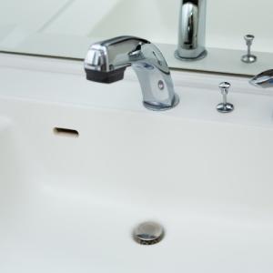 今までの故障 その4 洗面台排水管の詰まり