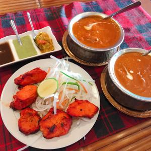 【Foodshop45】欧米人にも人気のインドカレー