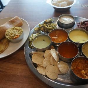 シナモン香る伝統的な南インド料理,MTR 1924@Brickfields