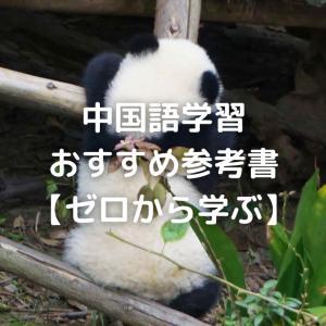 【ゼロから学ぶ】社会人が中国語を勉強するのにおすすめの本・参考書