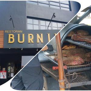 『Burnin' Pit』ビールに合うスモークBBQ肉@Desa Sri Hatamas
