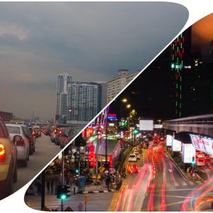 【車通勤のマレーシア駐在員】マレーシアで運転するの鉄則3つ,日本と違う道路事情
