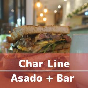 『Char Line Asado + Bar』お洒落な人が集まるカフェ@Bukit Damansara