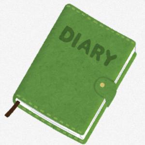今日は日記の日