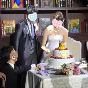 結婚式参列の思い出 元だんなが参列できた訳