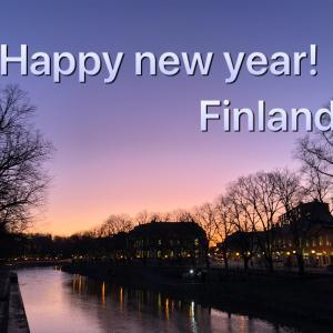Happy new year! フィンランドの年末年始【オペア体験日記9】