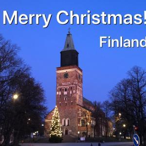 フィンランドのクリスマス【オペア体験日記8】