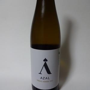 ヴィーニョ・ヴェルデ・オプスゥン・アザール2017(AB・ヴァレー・ワインズ)