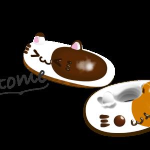 イクミママさんのどうぶつドーナツは、可愛いだけではないのです…^^