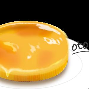 「チーズケーキ」のイメージを超えた、とろ〜り観音屋さんのデンマークチーズケーキ
