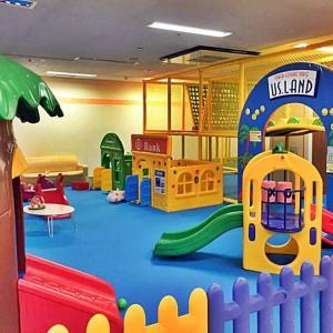 出雲市今市町のラピタ本店の室内遊園地『Kid's US.LAND』が、2020年12月で閉店してました!