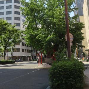 大阪市北区でランチを食べる