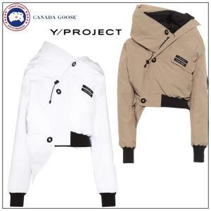 カナダグース (CANADA GOOSE)&Y/プロジェクト(Y/PROJECT)コラボレーションダウンジャケット