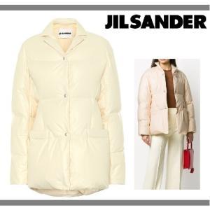 ジルサンダーの白アウター