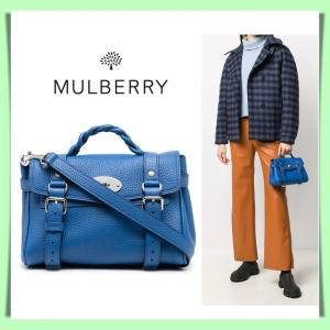 ルーシー・ウィリアムズ愛用 Mulberryの新作バッグ