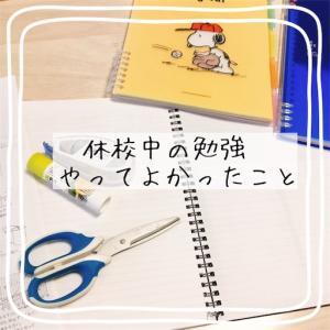 休校中も勉強してほしい。やってよかったことを振り返る。