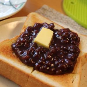 セブンイレブンで買える食材でつくる、かんたん「小倉トースト」のつくり方