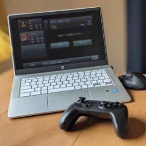 クロノトリガー(アプリ版)を「Chromebook」と「Nintendo Switchのコントローラー」でプレイすると快適でした