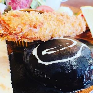 【京都の洋食屋】絶品!黒デミグラスソース ハンバーグ(グルメFILE16)