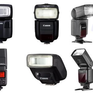 【2021年版】Canonのカメラで使えるおすすめのストロボをまとめて比較したよ!