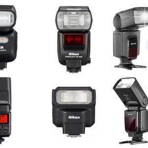 【2021年版】Nikonのカメラで使えるおすすめのストロボをまとめて比較したよ!