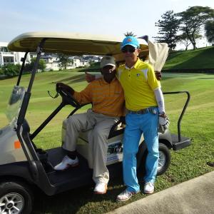 The Legend マレーシアゴルフ界の伝説 プロゴルファーMr.Nellan