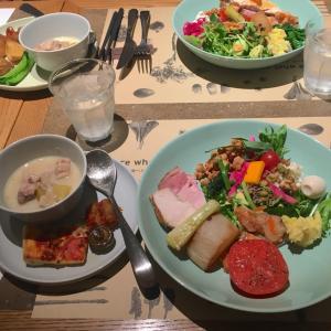 【外食】シティーガール風な休日